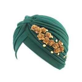 El secreto del turbante verde